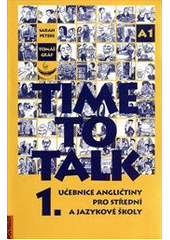 Time to Talk 1. Učebnice