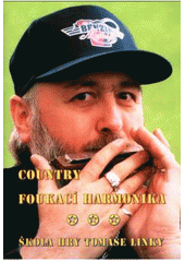 Country foukací harmonika CD
