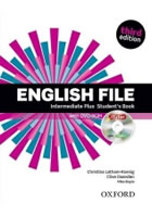 English File Third Edition Interm.+DVD