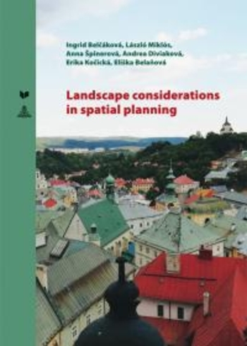 Landscape considerations in spatial planning